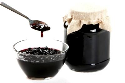 рецепт черничного варенья на зиму
