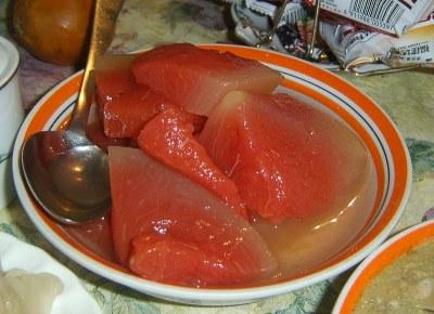 маринованные арбузы рецепт